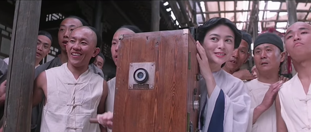 Jet LI 1993, Chinese Folk Hero Wang Fei Hung, Rosamund Kwan, 黃飛鴻, wuxia, asian drama withdrawals