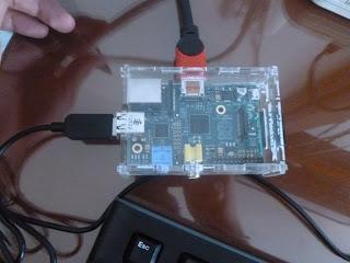 raspberry pi conectando