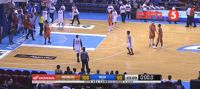 Meralco def. NLEX, 106-90 (REPLAY VIDEO) May 4
