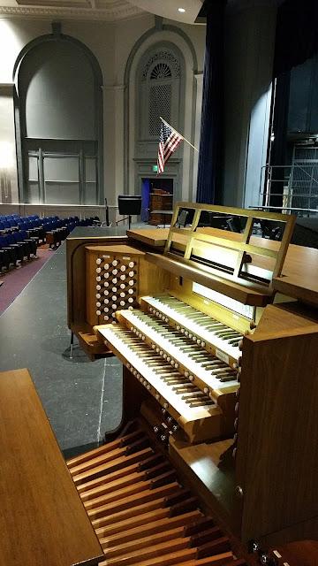 Grafton's Allen Organ at Kennett Square Jonathan Beech Memorial Concert