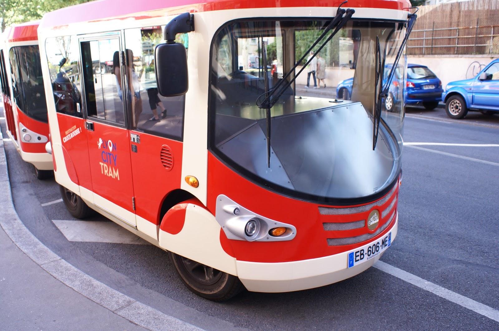 lyon city tram croix rousse rhône alpes blogtrip synbud