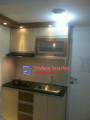 kitchen-set-apartemen-summarecon-bekasi