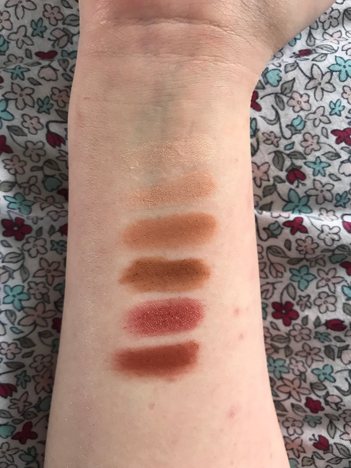 urban decay naked heat blog swatch