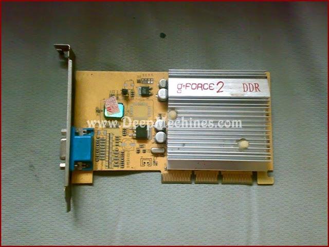 Gambar VGA jenis AGP