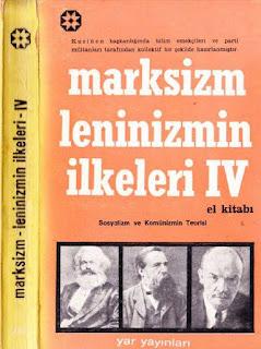 Marksizm Leninizmin İlkeleri 4 - Sosyalizm ve Komünizmin Teorisi