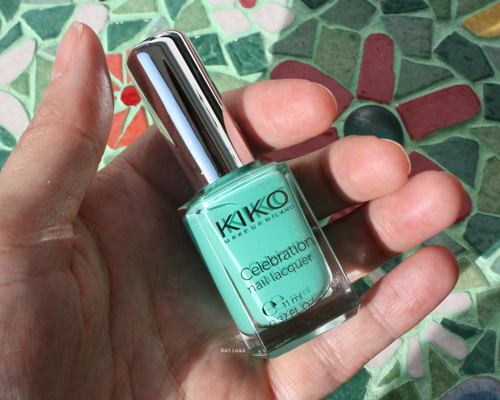 Kiko  Mint Green 422