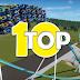 TOP10: As melhores recriações de montanhas russas no Planet Coaster