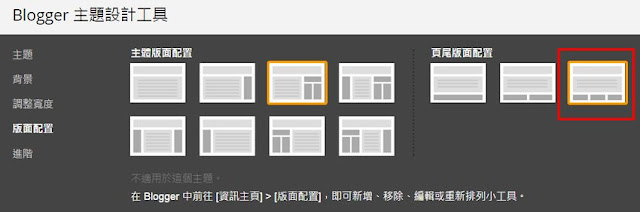 blogger-custom-layout-1-Blogger 版面配置切割任意欄位的技巧﹍方便安裝小工具