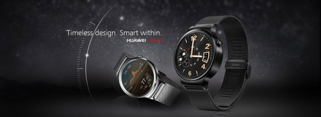 The price of Huawei Watch are very similar to Apple Watch