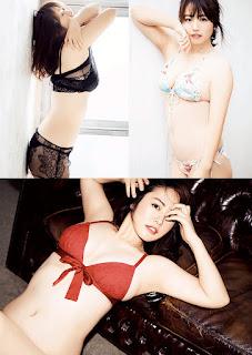 Isoyama Sayaka 磯山さやか Images Collection