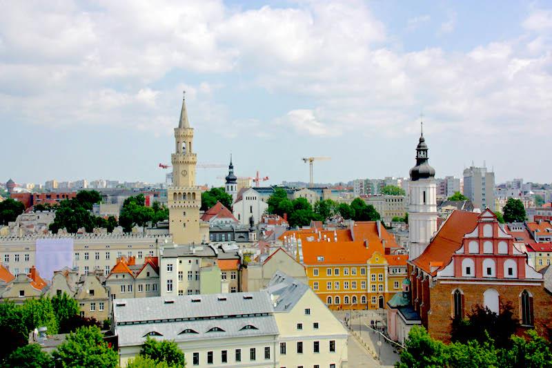 Opole co zobaczyć, Opole zabytki