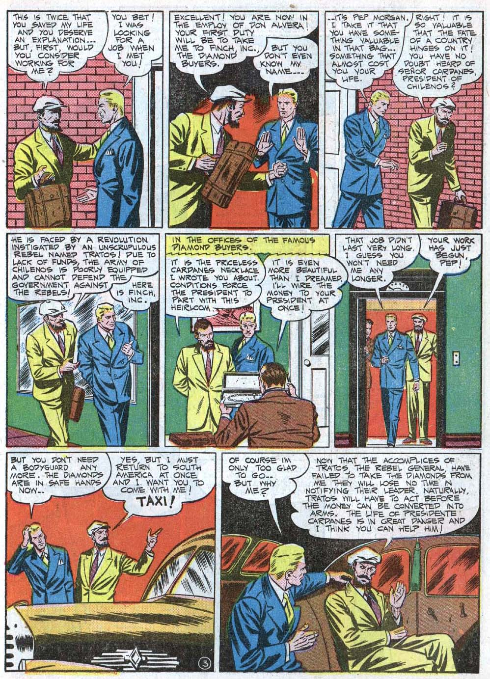 Read online Action Comics (1938) comic -  Issue #40 - 19