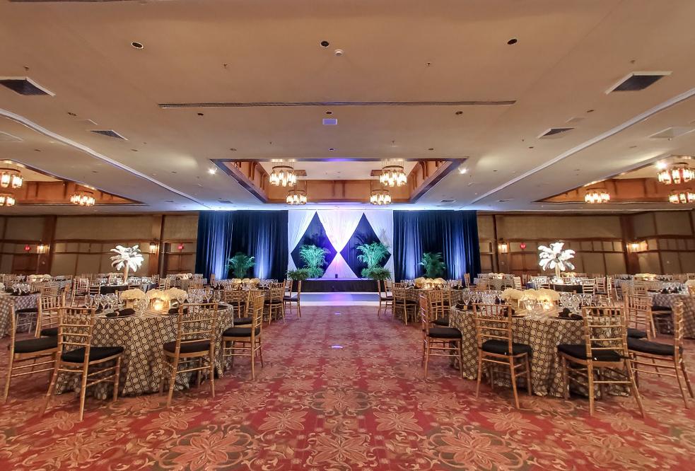 The Omni Grove Park Inn Wedding Venue