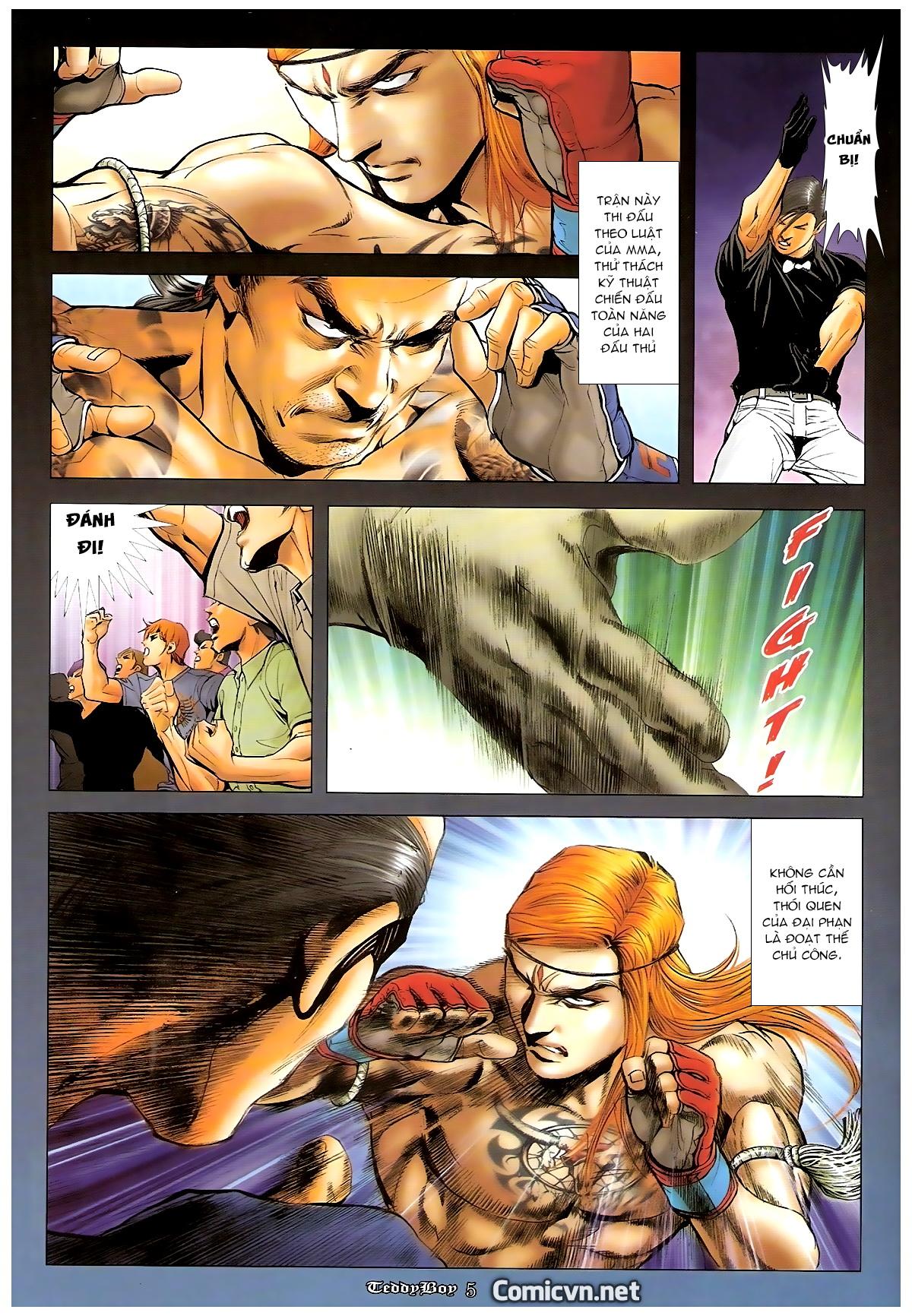 Người Trong Giang Hồ - Chapter 1250: Tối Cường vs Tối Cường 2 - Pic 4