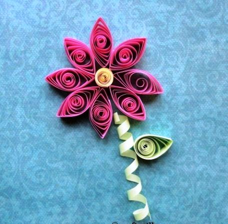 Easy Quilling For Kids Arts And Crafts Project Ideas