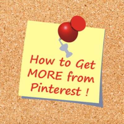 tips on using pinterest well getting more traffic to your content