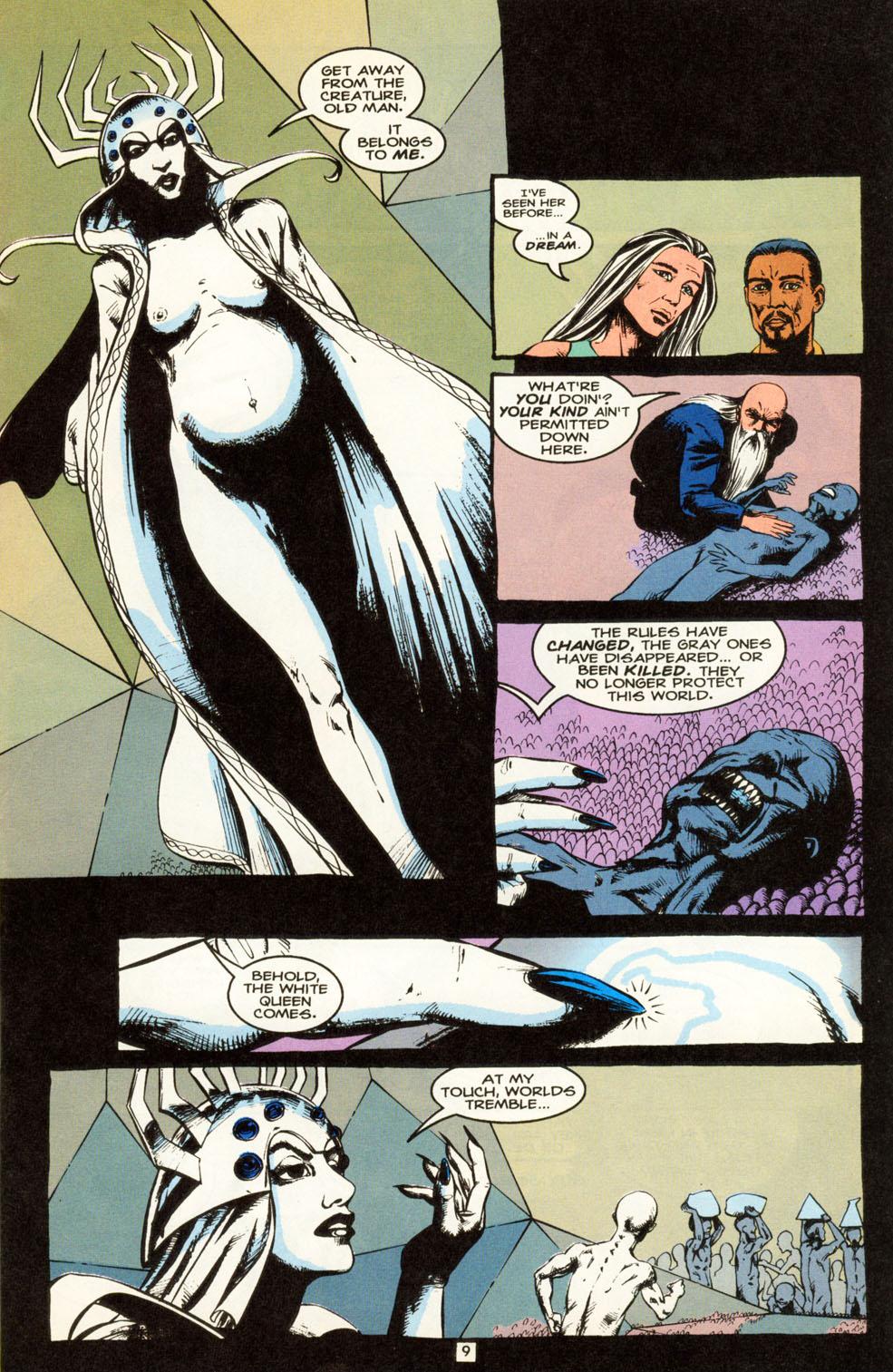 Read online Animal Man (1988) comic -  Issue #86 - 9