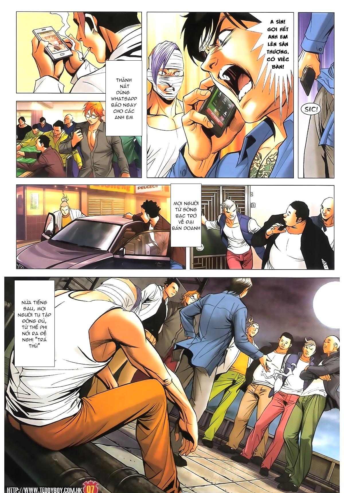Người Trong Giang Hồ - Chapter 1597: Tắm máu Quyền Đầu Bar - Pic 4