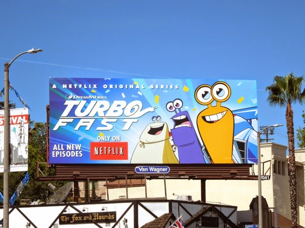 Turbo FAST billboard