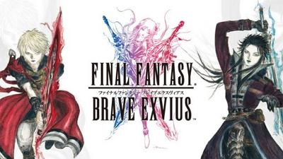 Download Final Fantasy Brave Exvius v0.1.3 Apk mod
