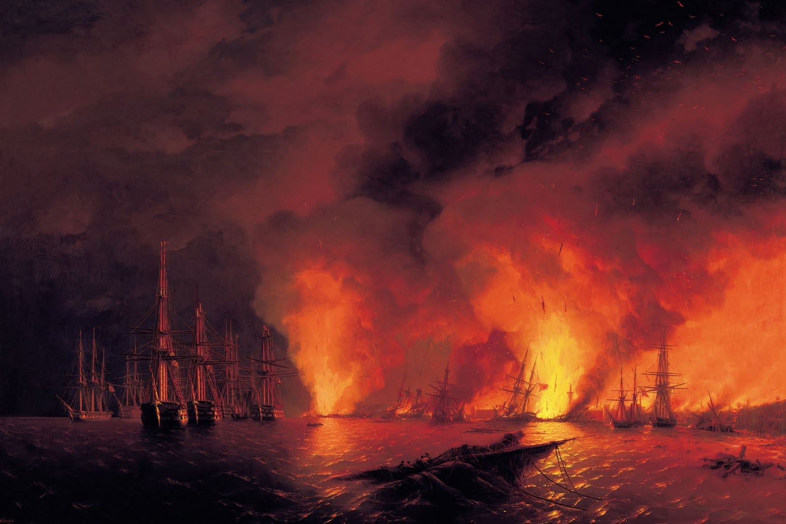 Image result for aivazovsky