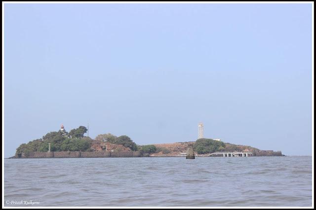 Khanderi Fort