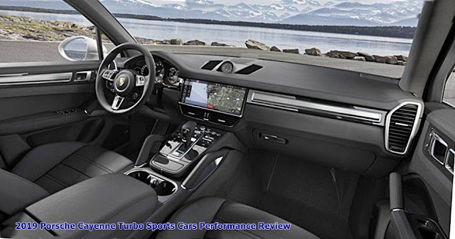2019 Porsche Cayenne Turbo Sports Cars Performance Review