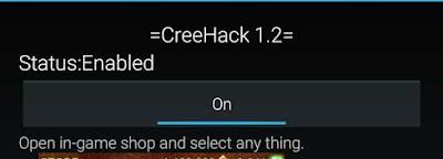 creehack free app