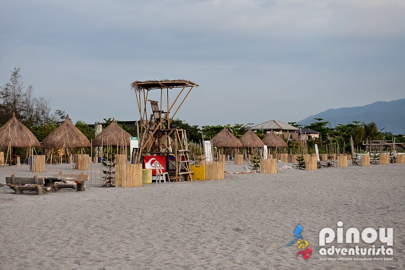 Crystal Beach Resort Zambales Quiet Simple And Charming Beach Resort In San Narciso Zambales
