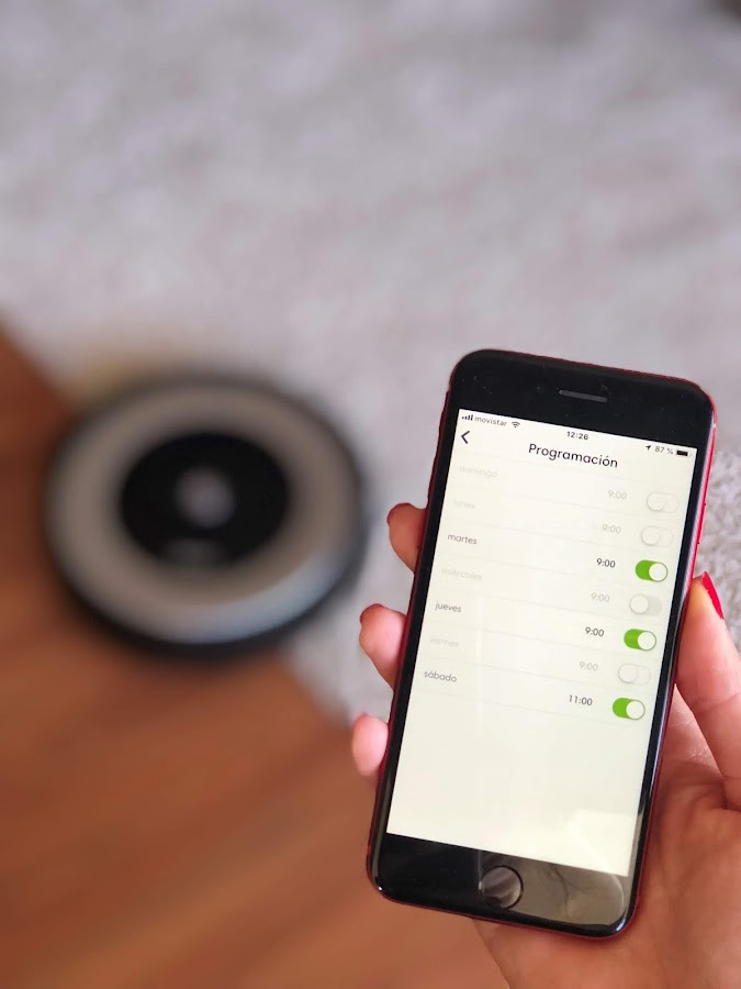 Fitness And Chicness-Roomba E5-6