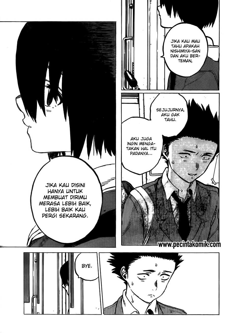 Koe no Katachi Chapter 09-8