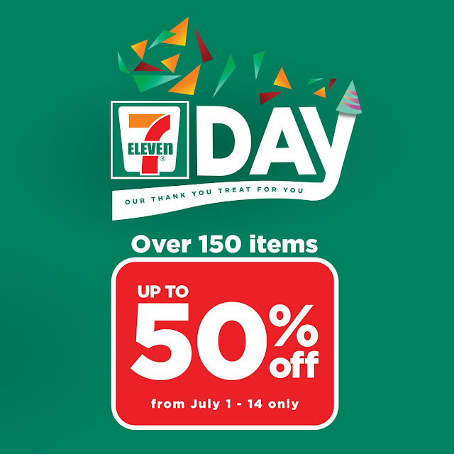 7-Eleven Day 2020 in the Philippines