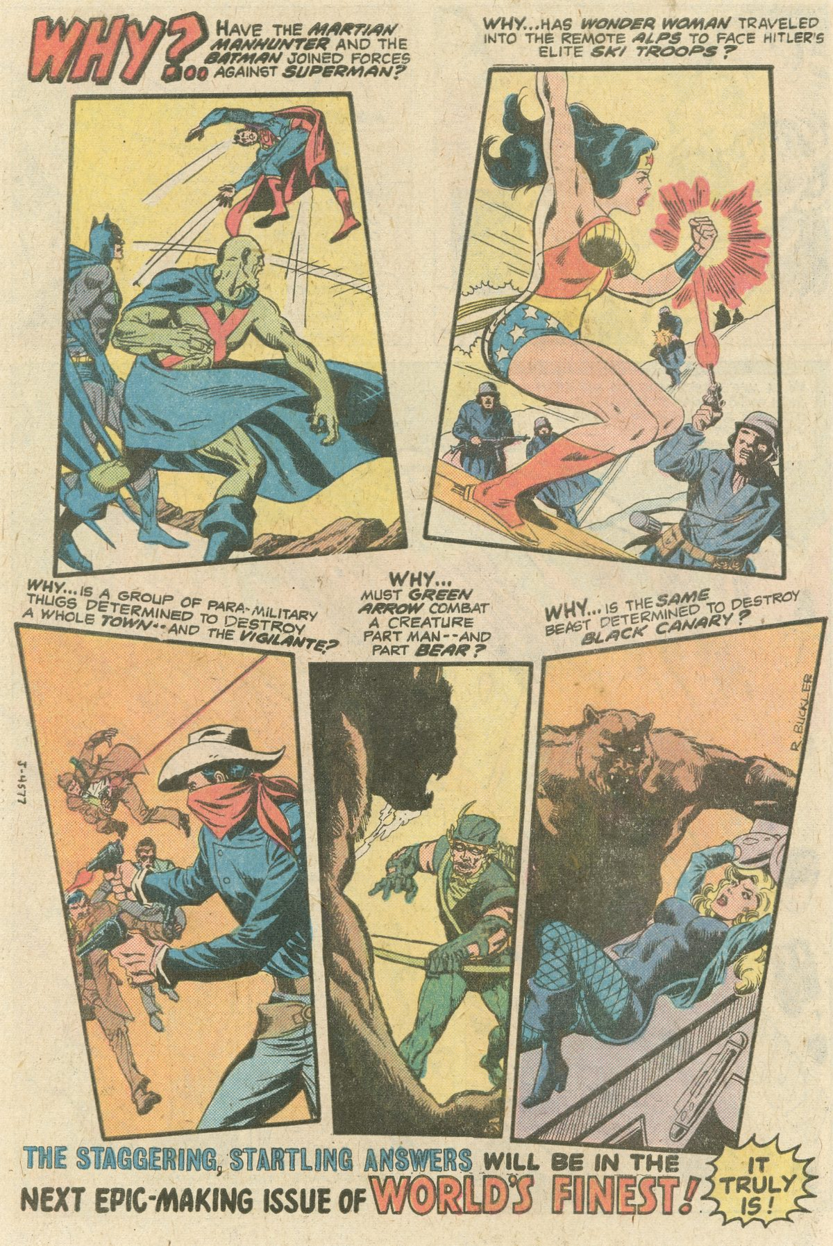 Read online World's Finest Comics comic -  Issue #244 - 60