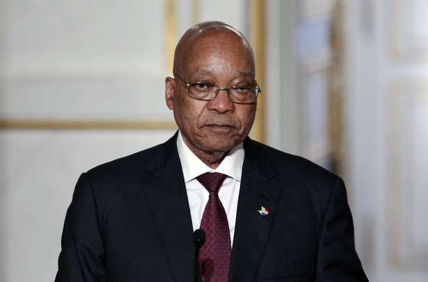 I am ready to step down - South Africa President Zuma