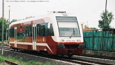 SA103-009 na stacji Darłowo