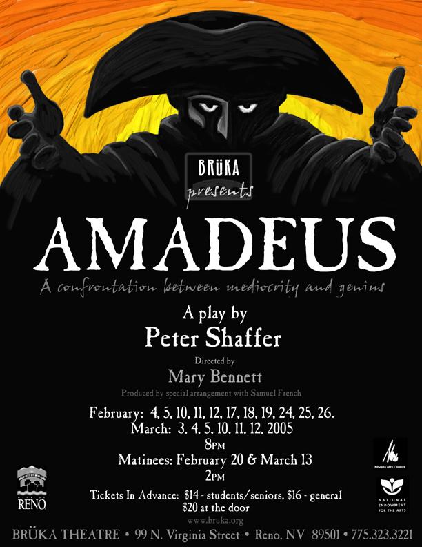 Amadeus อมาดีอุส [HD][พากย์ไทย]