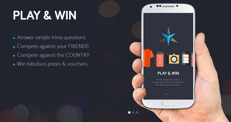 Trizzio Play Quiz Daily and Win Gadgets and lot More