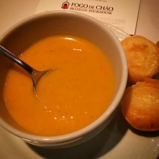 FOGO de CHÃO Blog Promotion Butternut Squash Soup