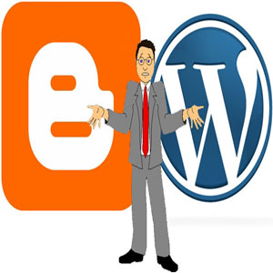 blogger vs wordpress, blogger and wordpress only, blogger or wordpress