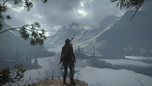 Download Rise of the Tomb Raider PC Gameplay