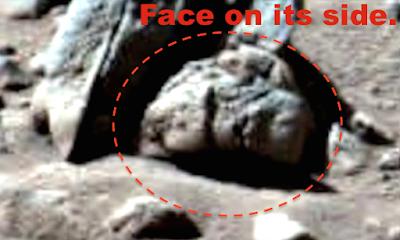 Hieróglifos extraterrestre finalmente encontrotado pela  NASA