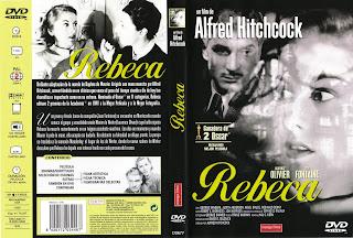 CARÁTULA: Rebeca (1940)