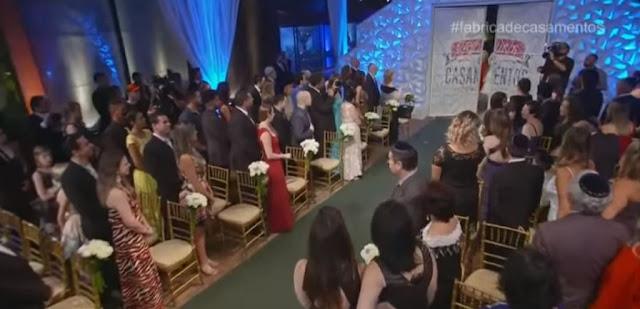 Convidados no Fábrica de casamentos