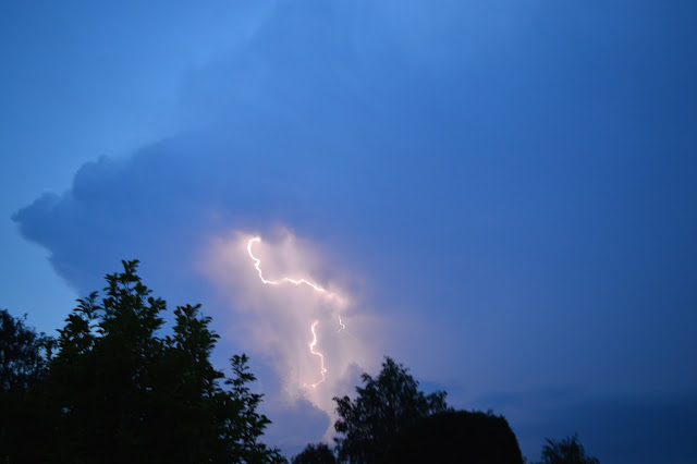 lightning strike