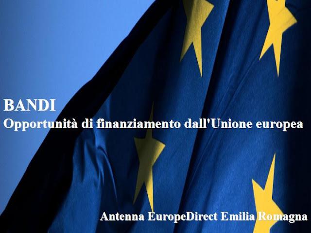 http://www.europedirect-emilia.eu/bandi-ue-opportunita-di-finanziamento/