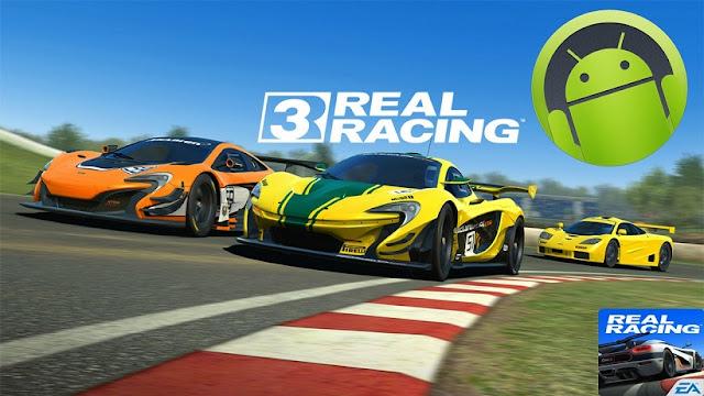 Download Real Racing 3 Mod Apk Data Game