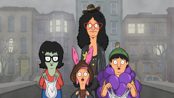 Bob's Burgers - Episode 8.03 - The Wolf of Wharf Street - Promotional Photos & Press Release