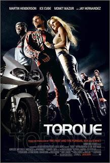 Torque 2004 Hindi Dual Audio BRRip [300MB]