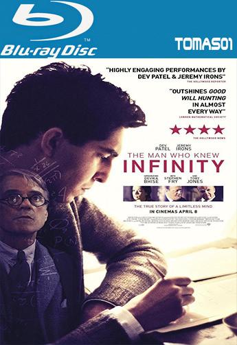 El hombre que conocía el infinito (2015) BRRip