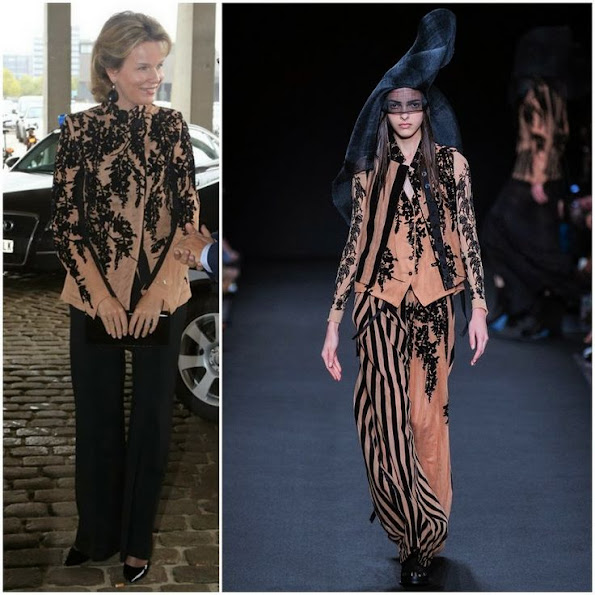 Ann Demeulemeester is a fashion designer whose eponymous label Ann Demeulemeester is mainly showcased at the annual Paris Fashion Week